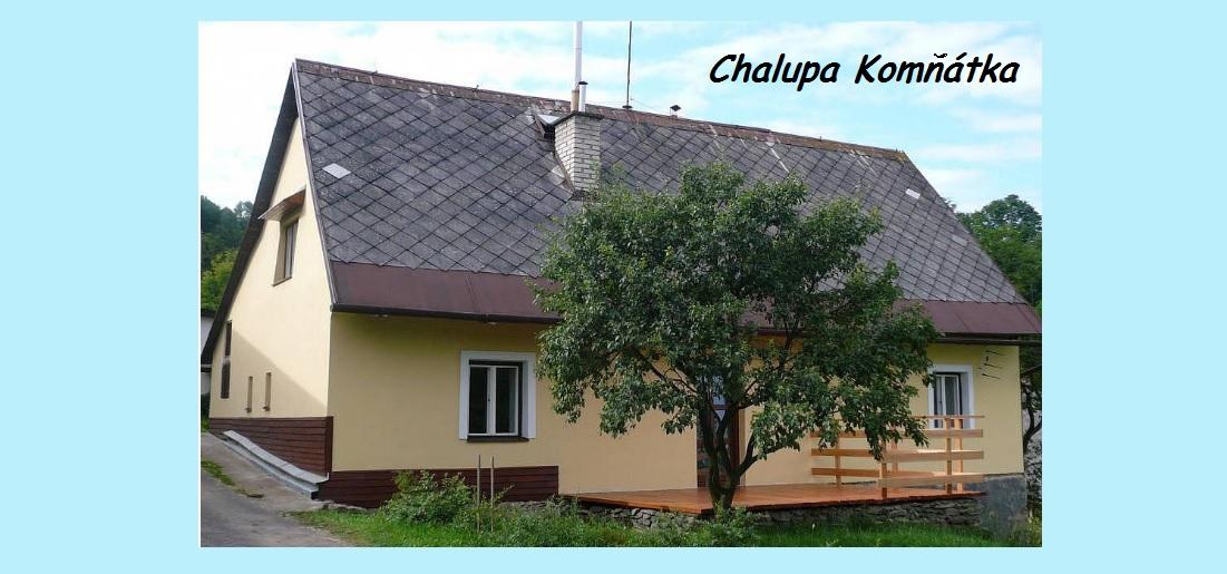 Chata Komnatka 1